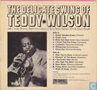 Disques vinyl et CD - Wilson, Teddy - The delicate swing of
