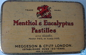 Most valuable item - Menthol & Eucalyptus Pastilles