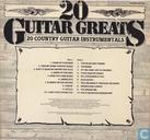 Disques vinyl et CD - Willsher, Pete - 20 Country guitar Instrumentals