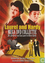 Laurel and Hardy Mega DVD Collectie 2