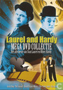Laurel and Hardy Mega DVD Collectie 1