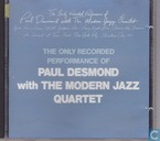 The Only Recorded Performance Of Paul Desmond
