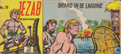 Comic Books - Jezab - Brand in de lagune