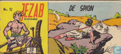 Strips - Jezab - De spion