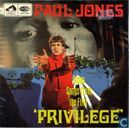 "Paul Jones Sings Songs from the Film ""Privilege"""