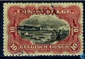 """Landscapes and various subjects Belgian Congo Ruanda 1915, marked \""""Type Tombeur\"""""""