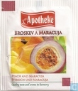 Tea bags and Tea labels - Apotheke - Broskev a Maracuja