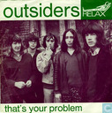 Disques vinyl et CD - Outsiders, The [NLD] - Keep on Trying