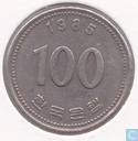 Zuid-Korea 100 won 1985