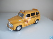Chevrolet Carryall 'County School District No 7'