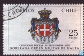 Post Treaty with order of Malta