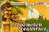 Comics - Captain Rob - 24.000 mijlen oceaanrace