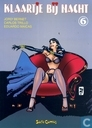 Comic Books - Betty by the hour - Klaartje bij nacht 6