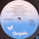 Vinyl records and CDs - Specials, The - The Specials