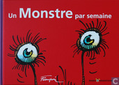 Strips - Monsters [Franquin] - Un monstre par semaine