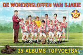 Strips - Wondersloffen van Sjakie, De - De supercup