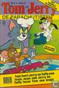 Strips - Tom en Jerry - De parachutisten