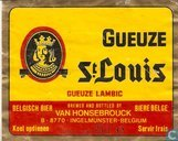 Oudste item - Gueuze Lambic