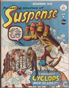 Amazing Stories of Suspense 140