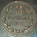 Guernsey 8 doubles 1911