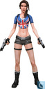LARA CROFT - Union Jack - Tomb Raider