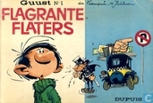 Bandes dessinées - Gaston Lagaffe - Flagrante flaters