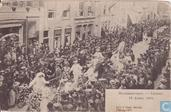 Bloemencorso - Leiden - 19 april 1904