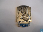 Pelerinage Militaire International a Lourdes