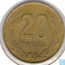 Coins - Colombia - Colombia 20 pesos 1984
