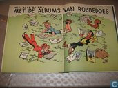 Comic Books - Spirou and Fantasio - 4 avonturen van Robbedoes