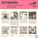 Vinyl records and CDs - Outsiders, The [NLD] - Don't you worry about me