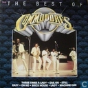 Disques vinyl et CD - Commodores - The Best of Commodores