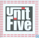 10 jaar Unit Five live CD1