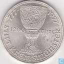"Austria 100 schilling 1977 ""1000th Anniversary of Forst Monastery"""