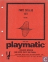 Playmatic Parts catalog 1977. 1