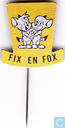 Fix en Fox [wit]