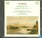 Dvorak, Antonin: Symphony No 1  -  Legends Nos 1 - 5