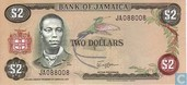 Jamaica 2 Dollars ND (1982)