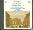 Dvorak, Antonin: Symphony No. 2  -  Legends Nos 6 - 10