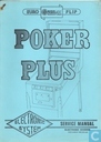 Poker Plus Service Manual 35-613