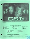 CSI Operations Manual 780-50A2-00