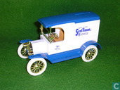 Ford Model-T Van 'ScotTissue'