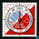 Postage Stamps - Finland - 360 Multicolor