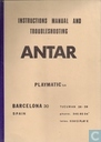 Antar Instructions Manual and Troubleshooting