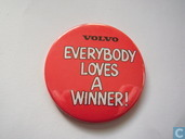 Volvo  Everybody loves a winner!