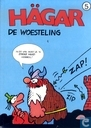 Comic Books - Hägar the horrible - Hägar de woesteling