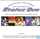 'Whatever you want' The very best of Status Quo