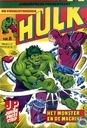 Comic Books - Hulk - Het monster en de machine