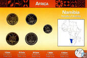 Namibia combination set