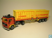 Volvo F10 Containertrailer